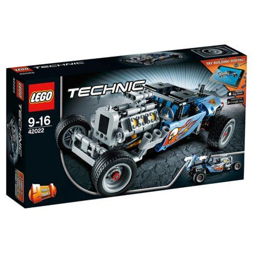 LEGO Technic Hot Rod 42022