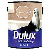 Dulux Matt Misty Mountain 2.5L