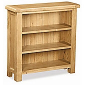 Alterton Furniture Pemberley Low Bookcase