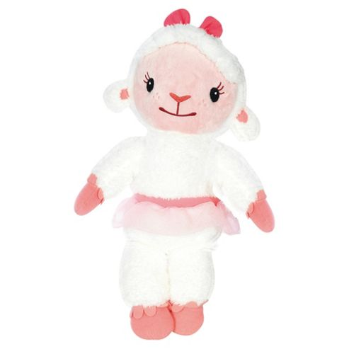 Doc McStuffins Magical Friends Talking Soft Toy - Lambie