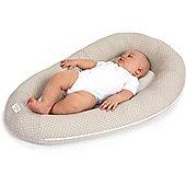 PurFlo Breathable Baby Nest - Mushroom Spot