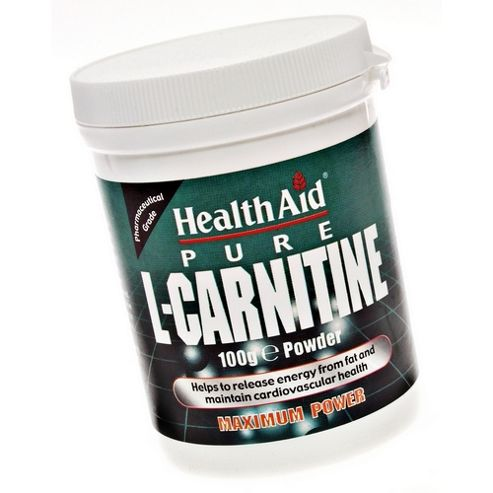 HealthAid L-Carnitine 550 mg Tablets