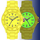 Vega Watch - Yellow