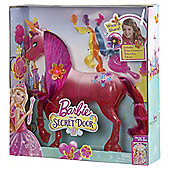 Barbie and the Secret Door Unicorn Playset
