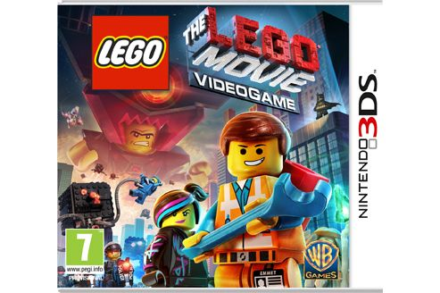 The Lego Movie Videogame 3Ds Uk