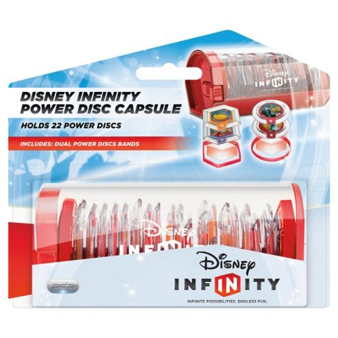 Infinity Power Disc Tubes