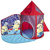 Despicable Me Minions Rocket Wendy House Play Tent