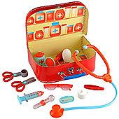 ELC Nurse's Medical Case - Red