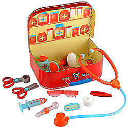 ELC Nurse's Medical Case - Red