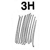 Lumograph Pencils 3H