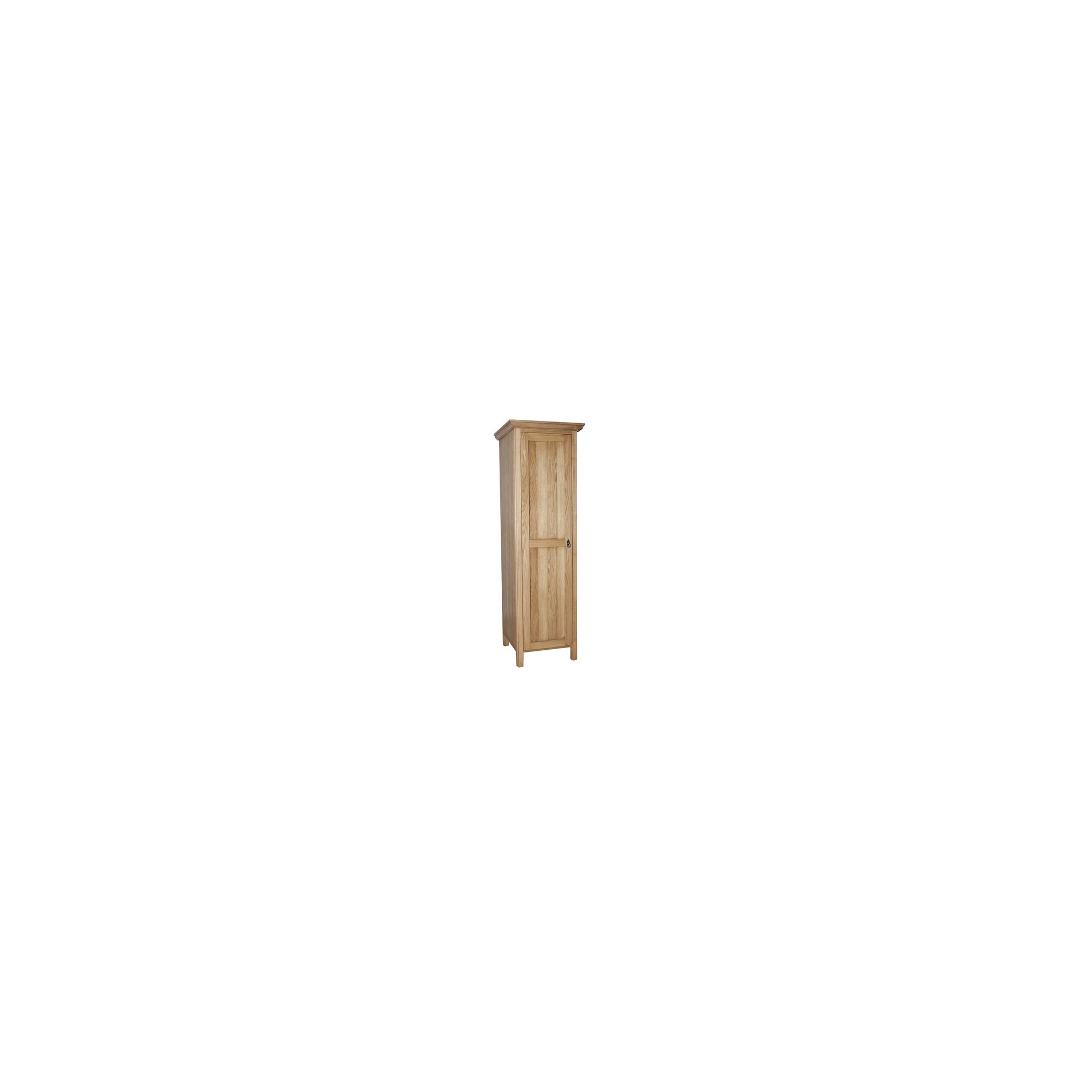 Sherry Designs Simply Bedroom 1 Door Oak Wardrobe at Tesco Direct