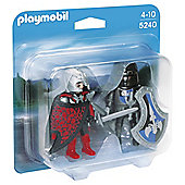 Playmobil Knights Duel Duo