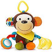 Skip Hop Bandana Buddies Activity Animal - Monkey