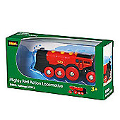 Brio Railway Mighty Red Action Locomotive