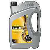Tesco 5W40 Fully Synthetic Oil 4L