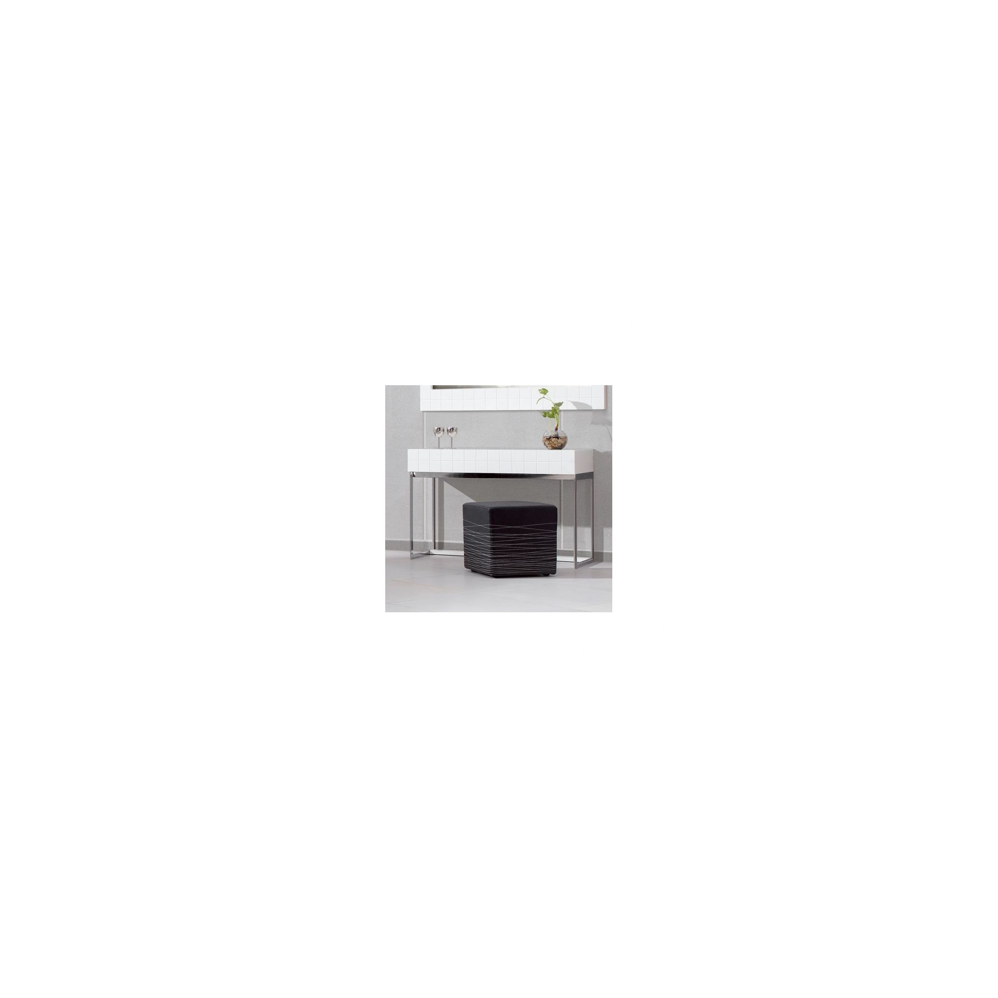 Gillmore Space Barcelona Dressing Table - White Lacquer (Matt) at Tesco Direct