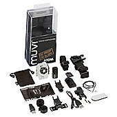 Veho ATOM Muvi Atom Super Micro DV Camcorder  4GB + Waterproof case