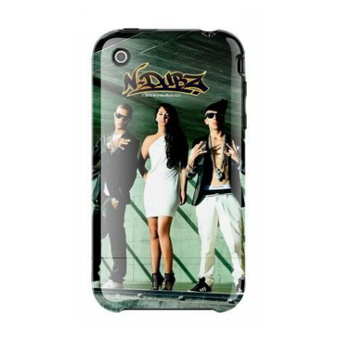 iPhone 3G/S - Official NDubz Phone Clip Case