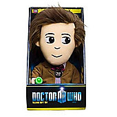 Doctor Who Talking Doctor Plush (Medium) - Action Figures