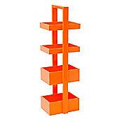 Wireworks Shower Caddy - Orange