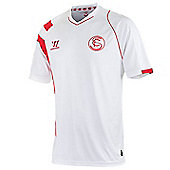 2014-2015 Seville Home Football Shirt