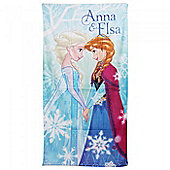 Disney Frozen 'Anna & Elsa' Towel Printed Beach