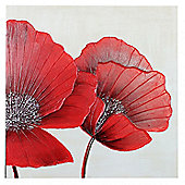 House Additions Poppies Canvas Art