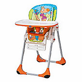 Chicco Polly 2-in-1 Highchair (Wood Friends)
