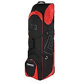 Forgan Of St Andrews Premium Tour Golf Travel Cover Black/Red