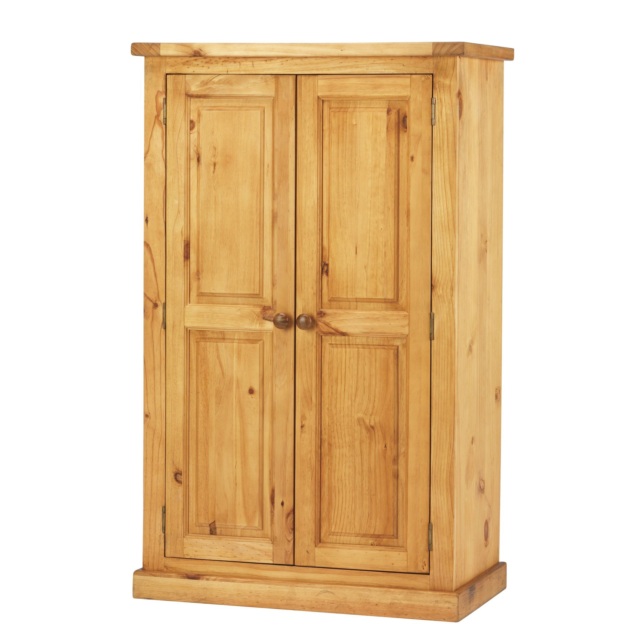 Thorndon Kempton Small Double Wardrobe in Wax at Tesco Direct