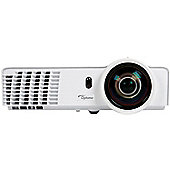 Optoma GT760 WXGA 720p Short Throw Projector 3400 Lumens 3D HDMI / VGA