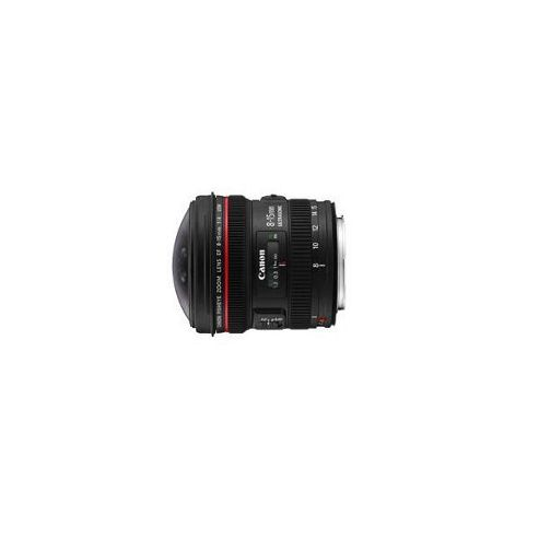 Canon EF 8-15mm f/4L Fish Eye USM