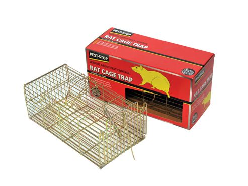 Procter Psrcage Wire Rat Cage 14In