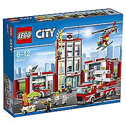 LEGO City FireStation 60110