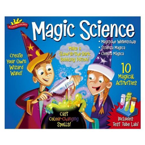 Galt toys scientific explorer magic science kit