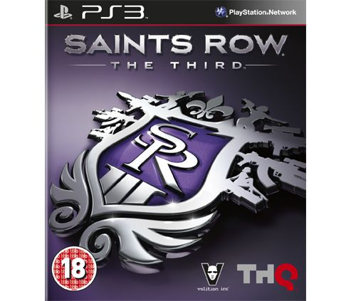 Saints Row - The Third (PS3)