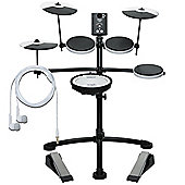 Roland TD-1KV Mesh Snare V-Drums Electronic Drum Kit With Free Boss BA-PC15 Earphones Worth £40.00