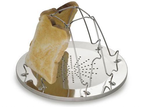 Gelert Cut059 Folding Toaster 4 Slice