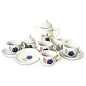 Toyrific Porcelain 13 Piece Tea Set