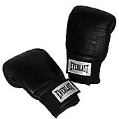 Everlast Boston Men's Boxing Gloves - Black