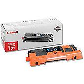 Canon 9287A003BA 701BK 5k Toner Cartridge - Black