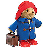 Paddington Bear Large Classic with Boots Suitcase
