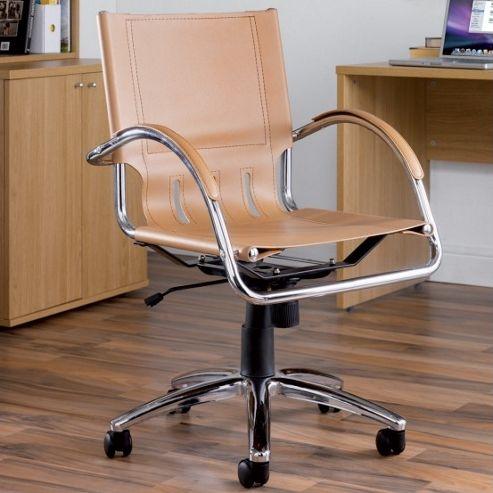 Office Basics Chromus Manager Chair - Black