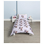 Photographic Bunny Duvet Set Single