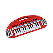 ELC Carry Along Keyboard - Red