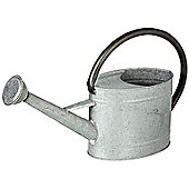 Parlane Rustic Metal Grey Watering Can - 26 x 43 x 12cm
