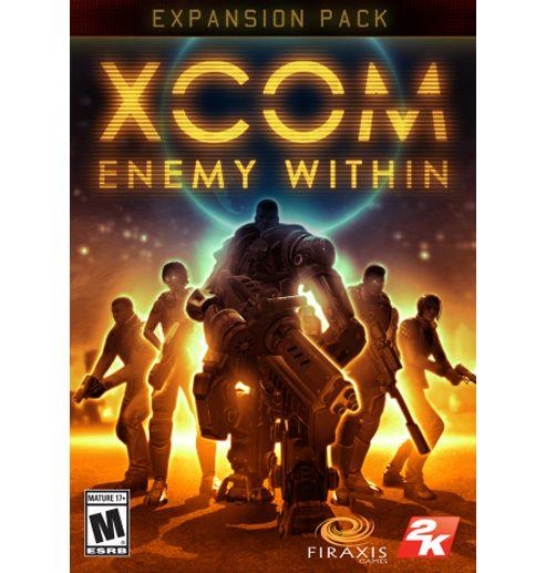 XCOM Enemy Within Commander Edition (Xbox 360)