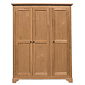 Alterton Furniture New England Triple Wardrobe