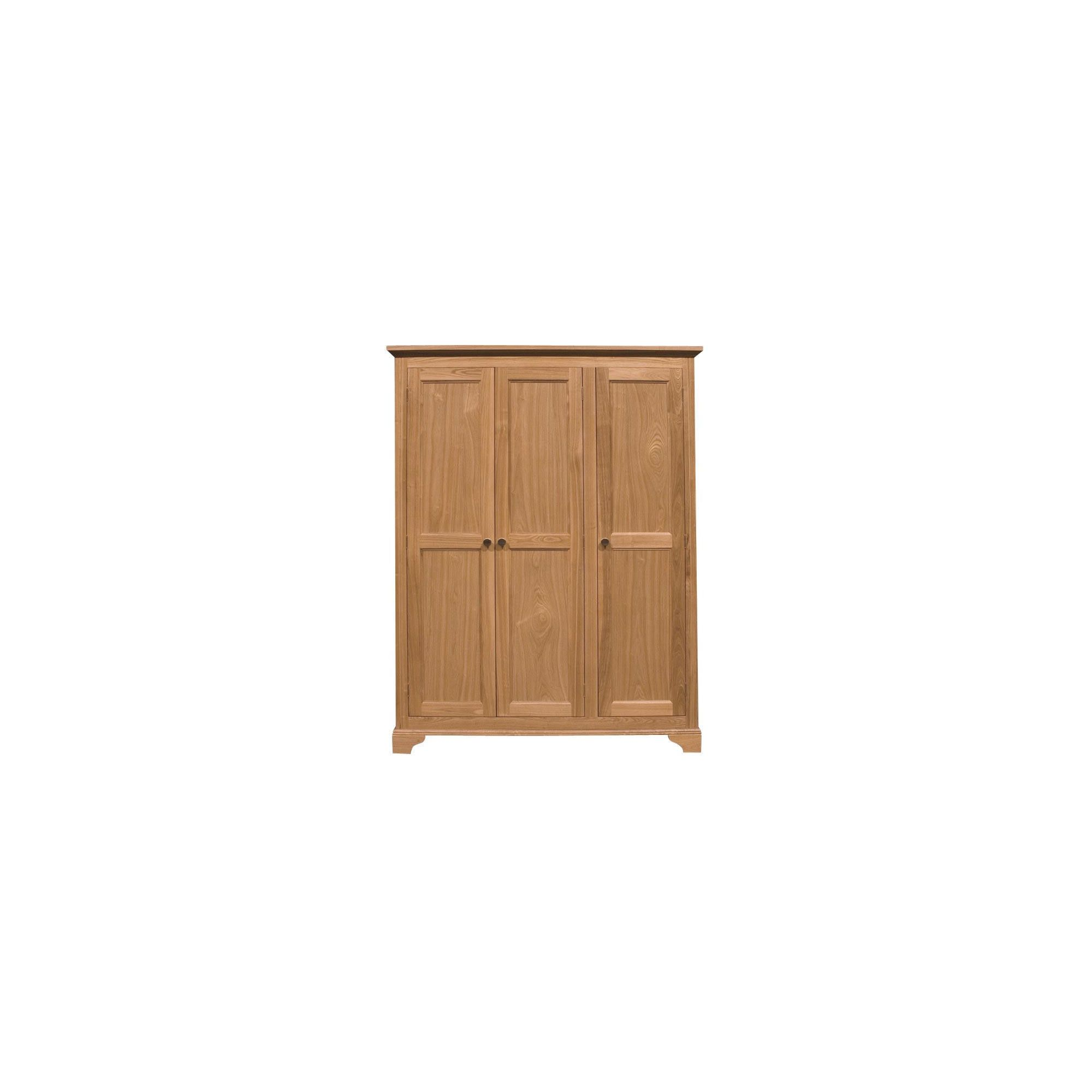 Alterton Furniture New England Triple Wardrobe at Tesco Direct