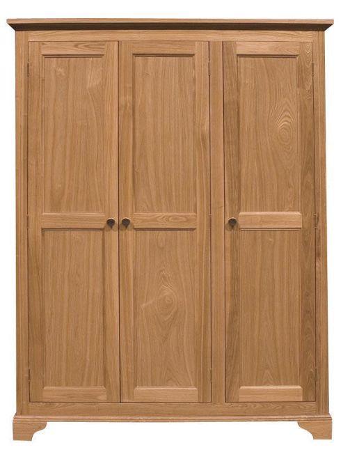 Alterton Furniture New England Triple Wardrobe